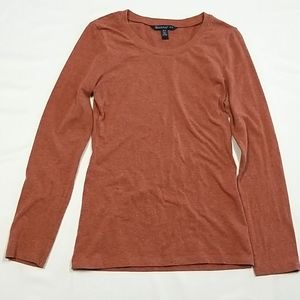 Bluenotes Long Sleeves Pull Over Top Size medium